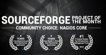 sourceforge-awards-nagios